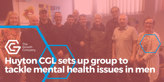 Group to tackle men's mental health issues set up at Huyton CGL